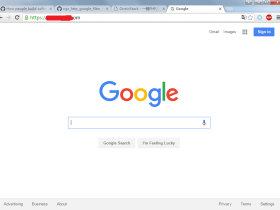 Nginx反向代理Google扩展ngx_http_google_filter_module
