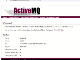 CentOS 7下ActiveMQ安装配置