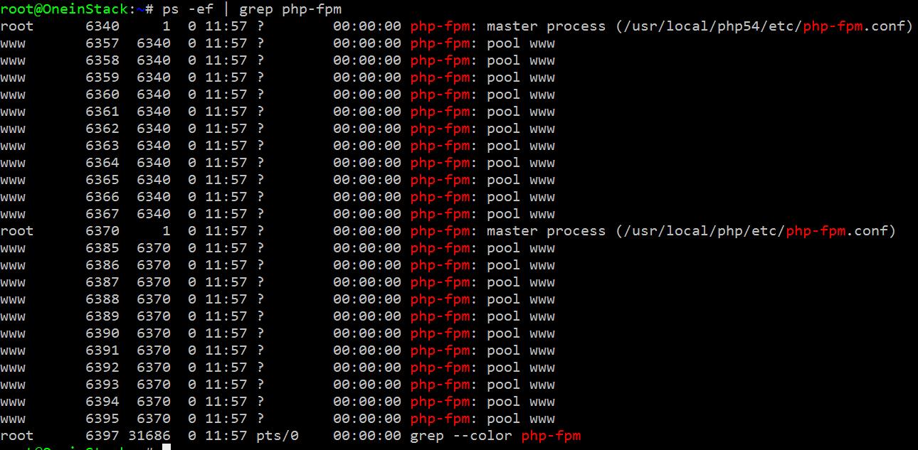 OneinStack PHP多版本共存教程